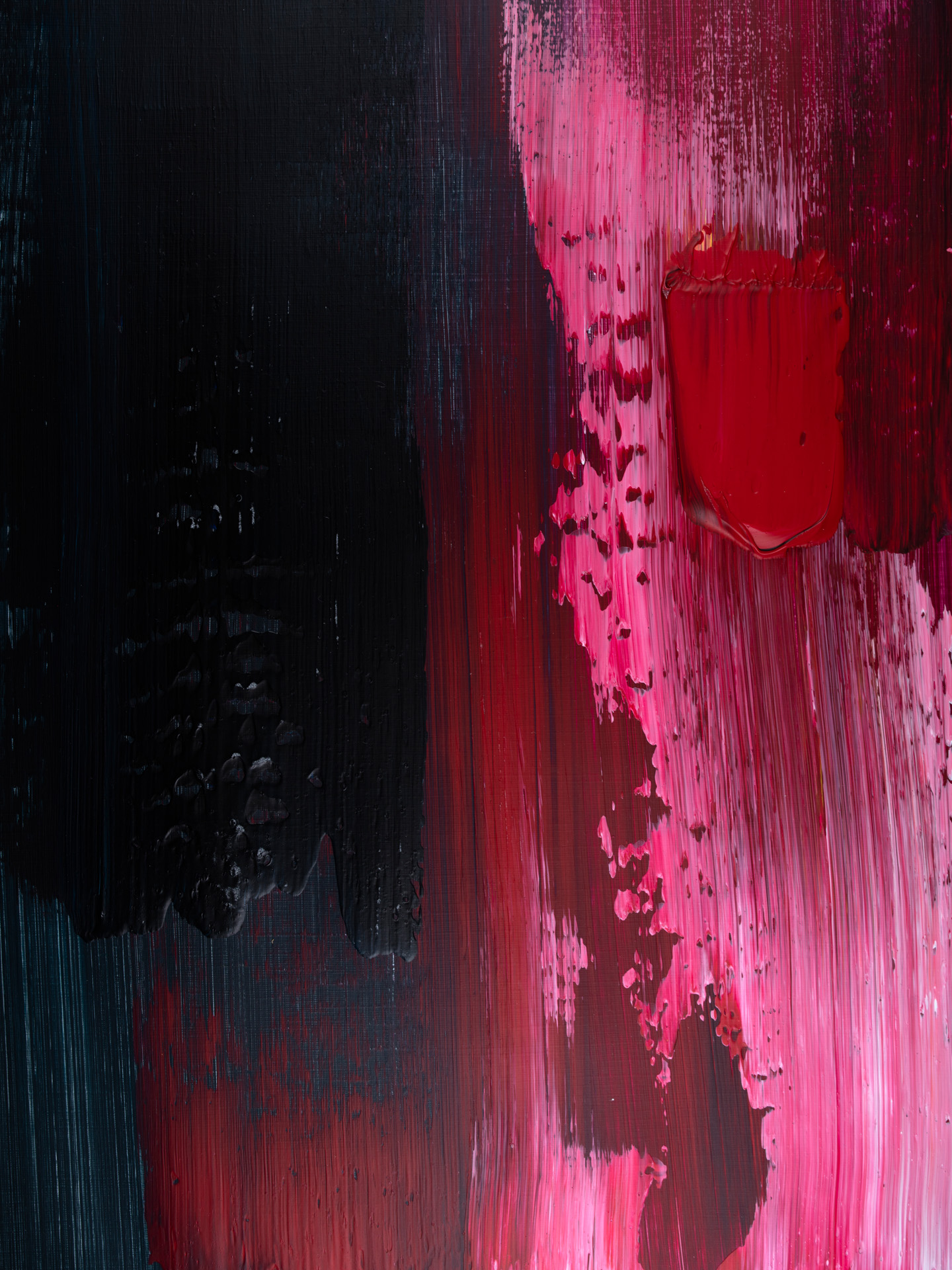 Red and Black 2876 1019, 30x40, © Ernest Bisaev