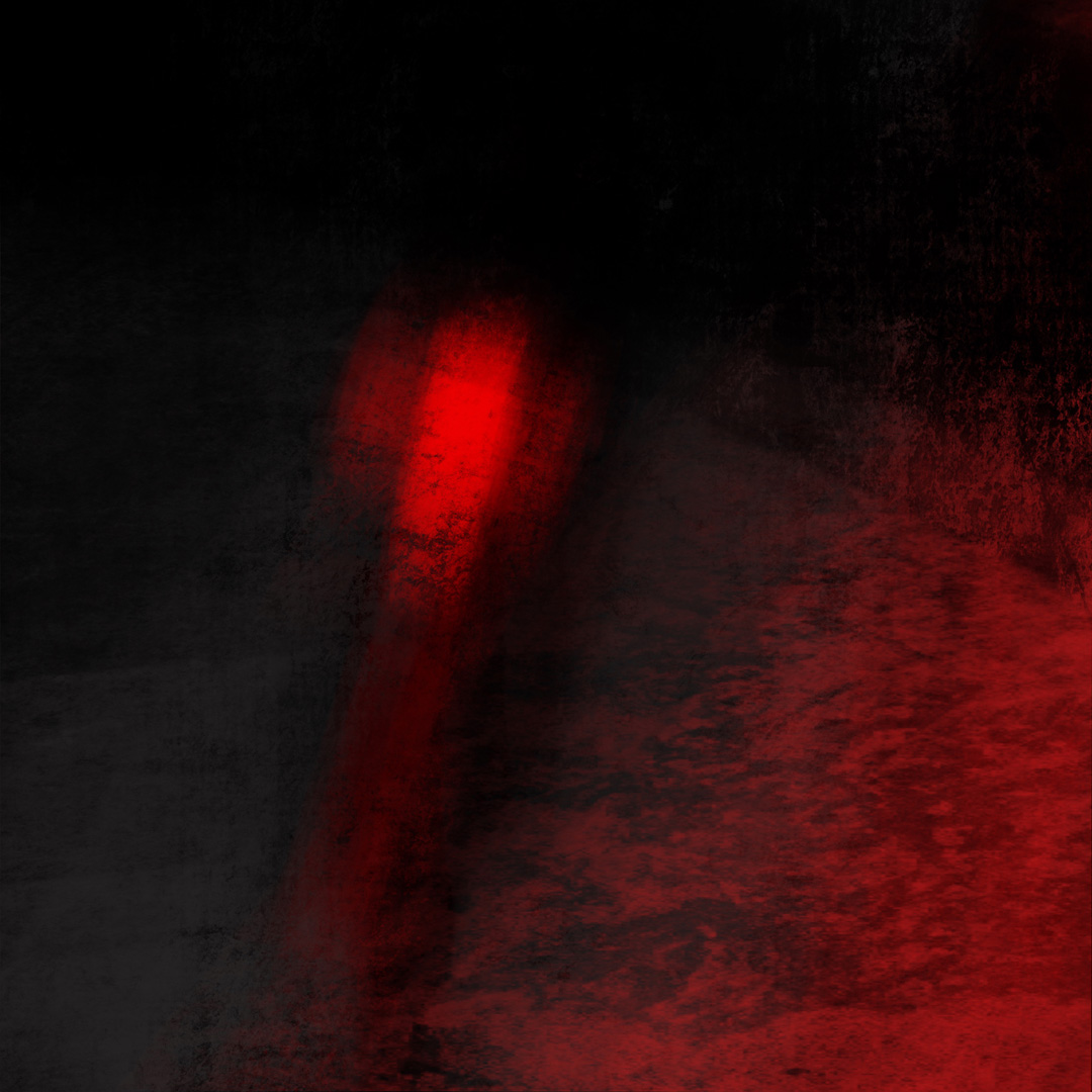 Red and Black 230820, Digital Art  © Ernest Bisaev 2020